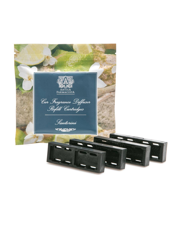 Antica Farmacista Santorini Car Fragrance Refill Set  - unisex