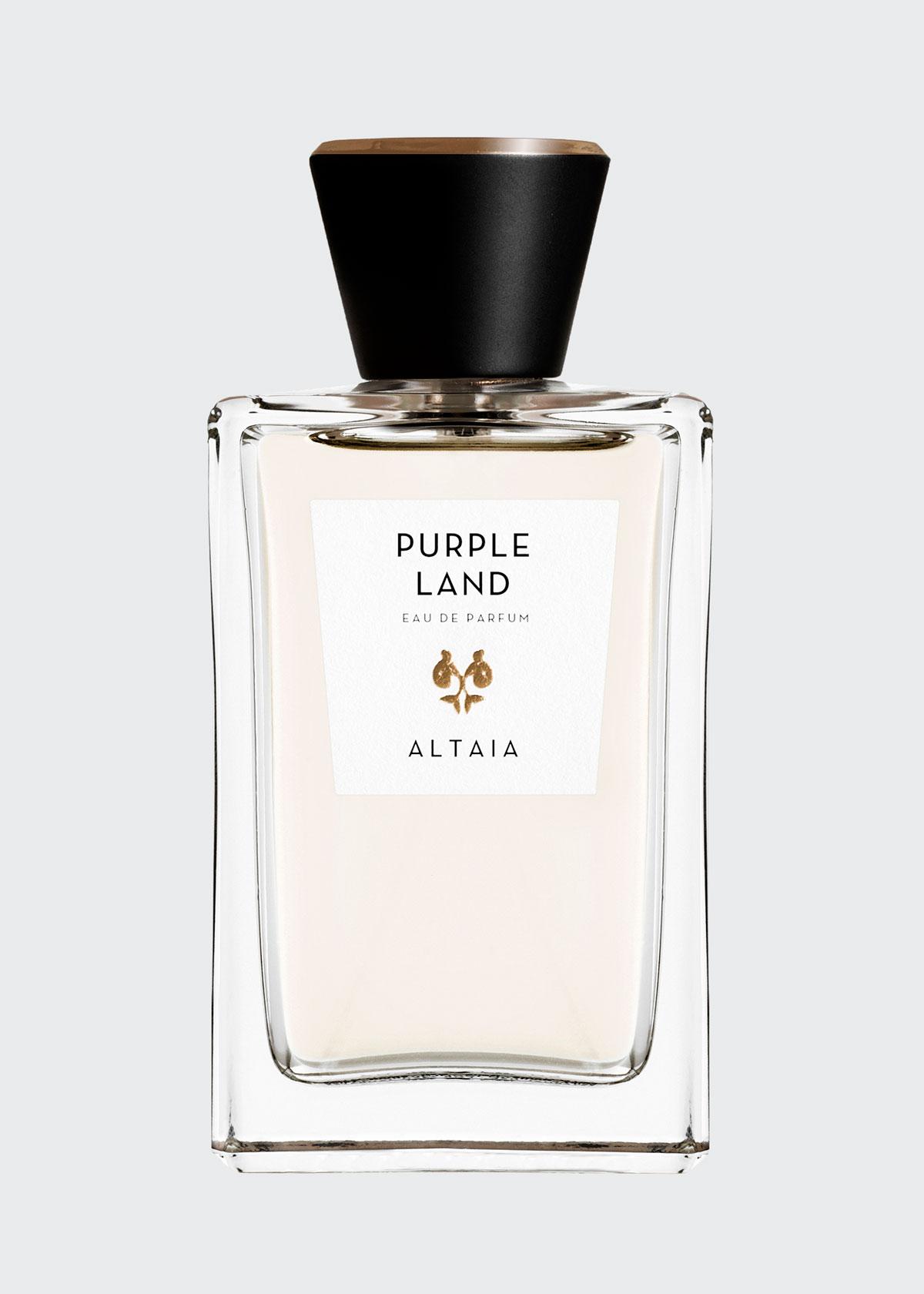 ALTAIA 3.4 oz. Purple Land Eau de Parfum Spray  - Size: unisex