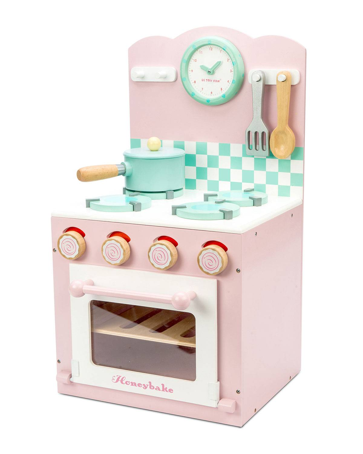 Le Toy Van Oven and Hob Furniture Set  - Size: unisex