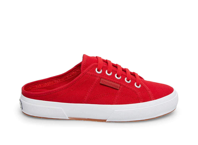 Superga 2402 COTW RED FABRIC