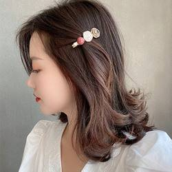 Korean Style Womens Diamante Technic Barrette Hair Accessories For Prom Party