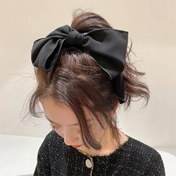 Korean Style Womens Bow knot Pattern Hair Band Hair Accessories for Gift