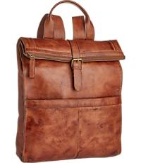 JOS A. Bank Genuine Leather Backpack