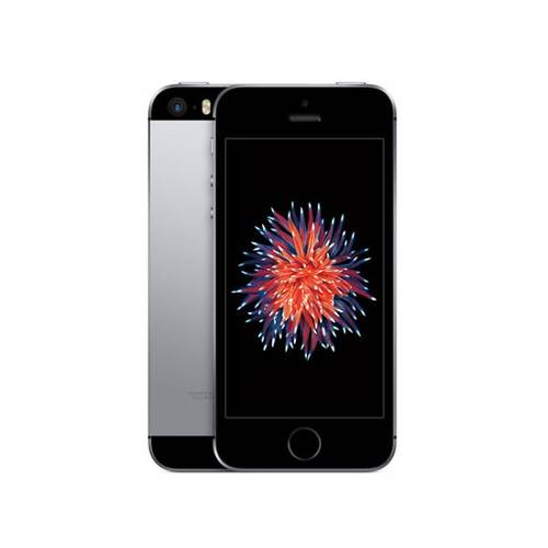 Apple iPhone SE (AT & T) 128GB - Space Gray MP932LL/A - Very Good Condition
