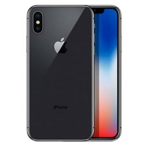 Apple iPhone X (Unlocked) 256GB - Space Gray MQCN2LL/A - Very Good Condition