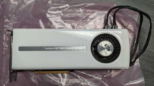 AMD Radeon Sapphire HD 7950 for Mac Pro 3GB GDDR5 Graphics Card