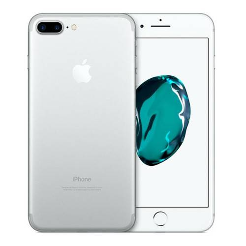 Apple iPhone 7 Plus (T-Mobile) 128GB - Silver MN532LL/A - Excellent Condition