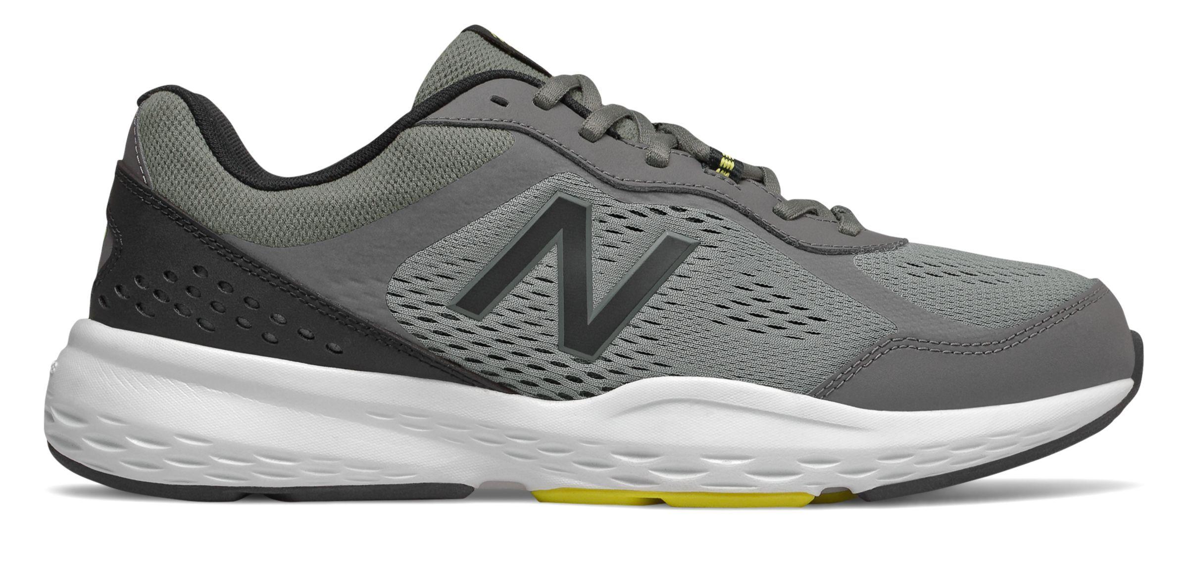 New Balance Men's 517v2 Shoes Grey  - Grey - Size: 9