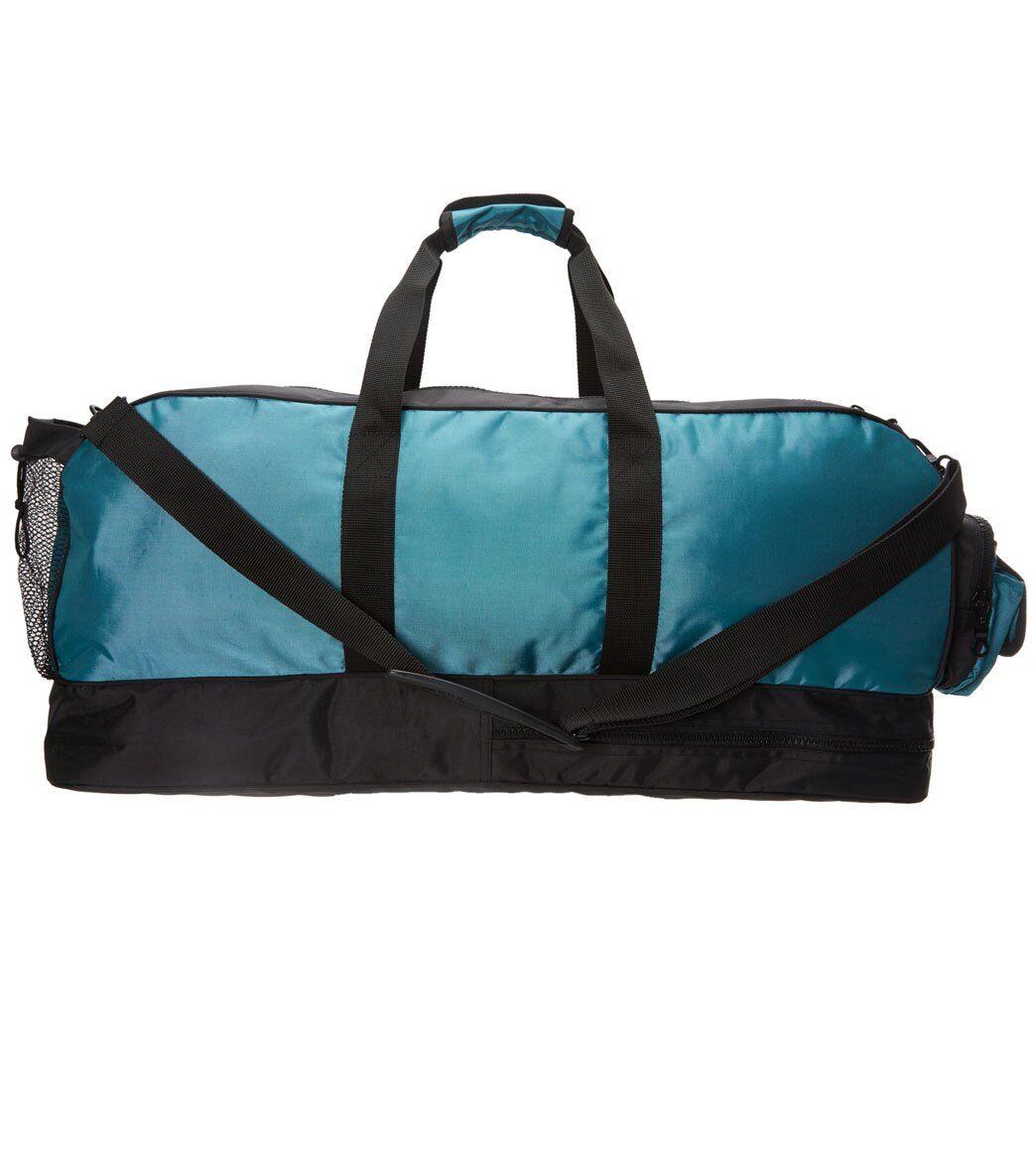 Hugger Mugger Journey Bag Aqua 100% Polyester