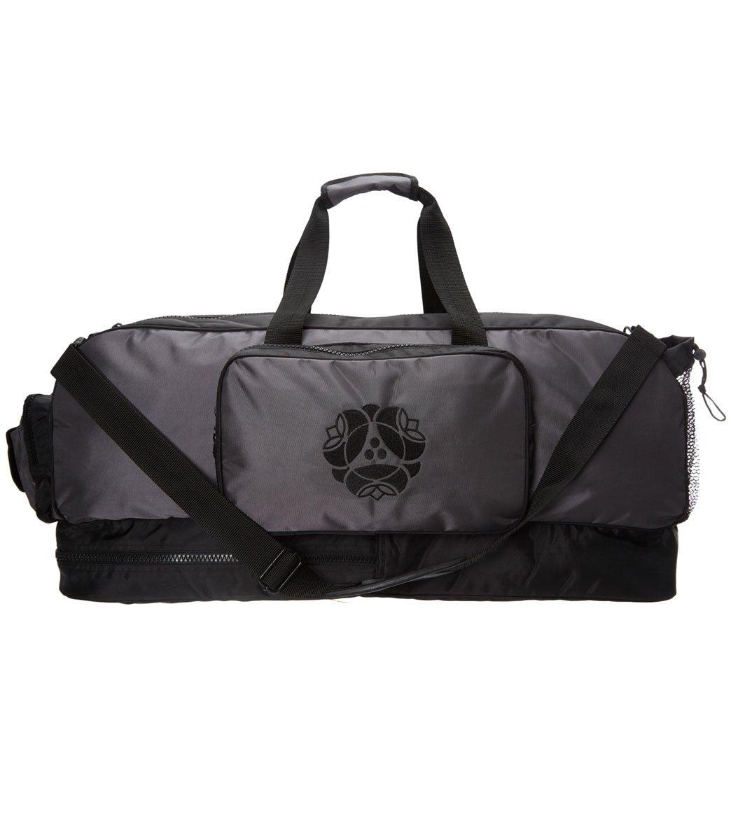 Hugger Mugger Journey Bag Gray 100% Polyester