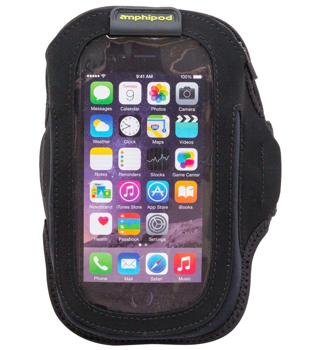Amphipod Armpod Smartview Sumo Phone Armband - Black - Swimoutlet.com