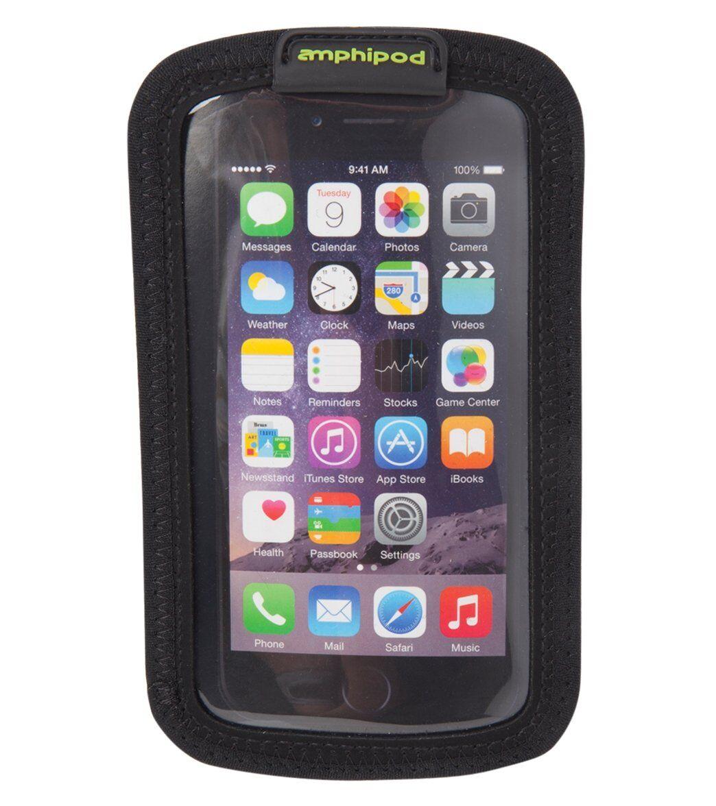Amphipod Handpod Smartview Plus Phone Holder - Black - Swimoutlet.com