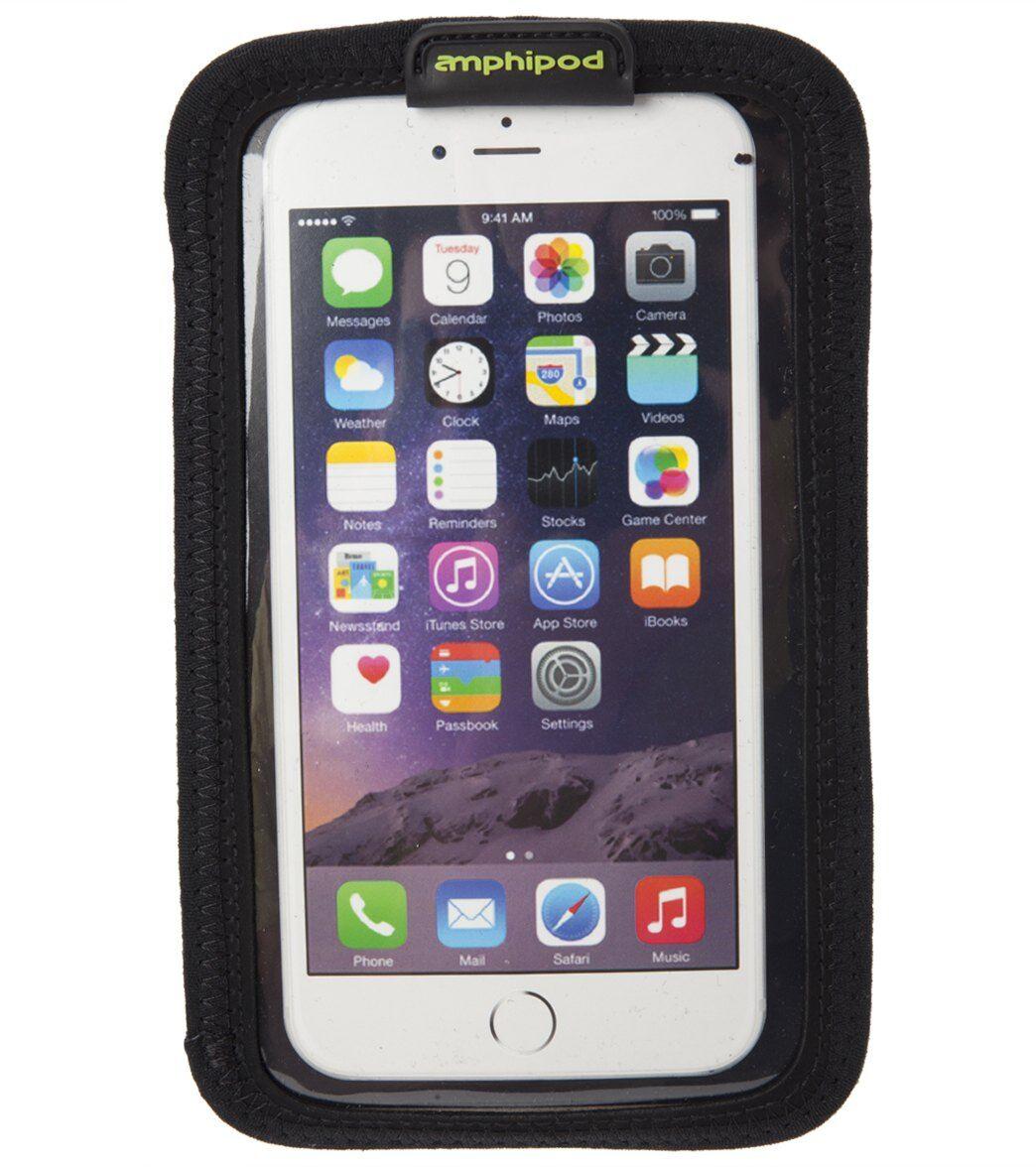 Amphipod Handpod Smartview Sumo Phone Holder - Black - Swimoutlet.com