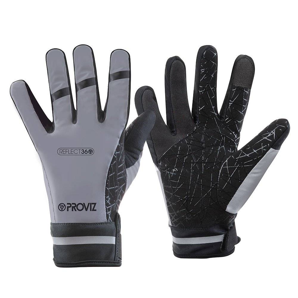 Proviz - REFLECT360 Waterproof Cycling Gloves - Small