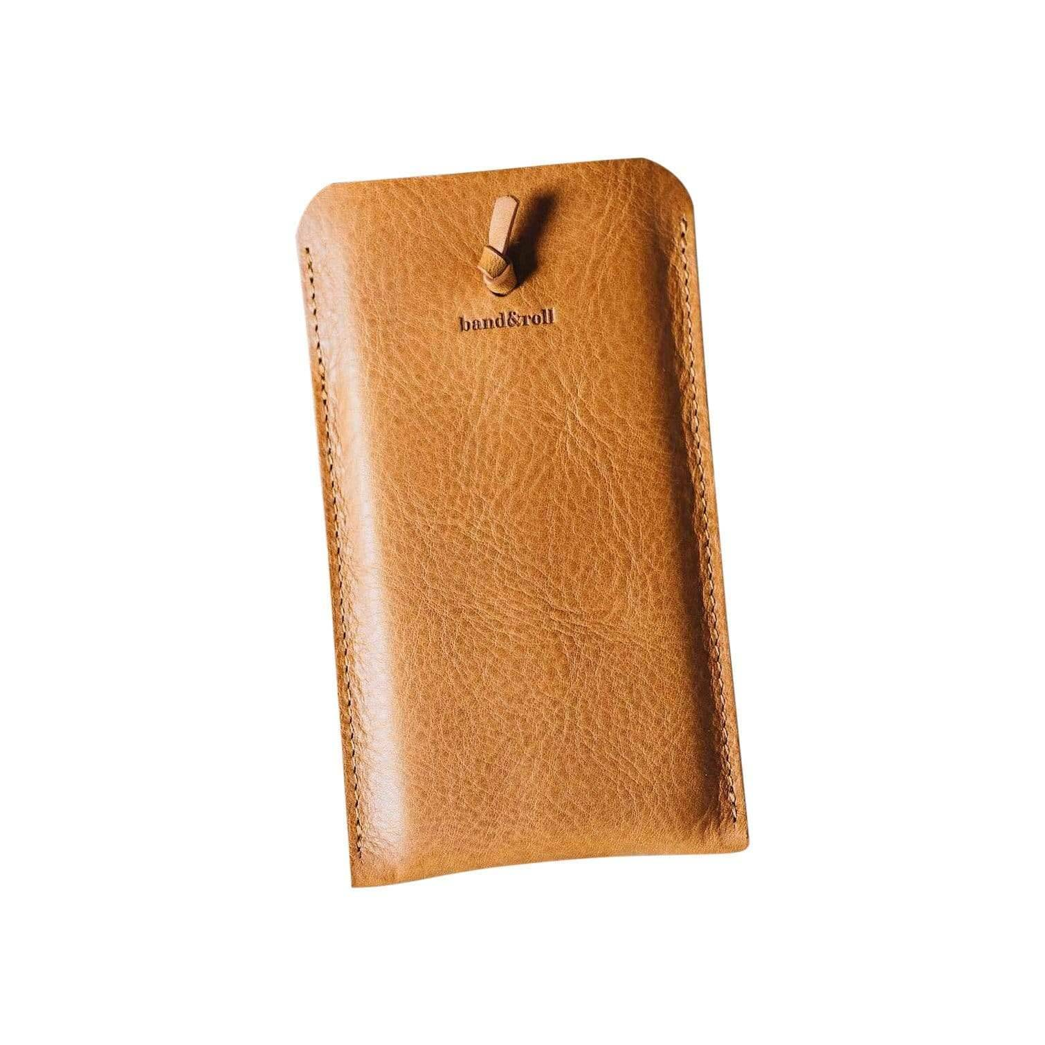 BAND & ROLL Companion Leather Phone Case