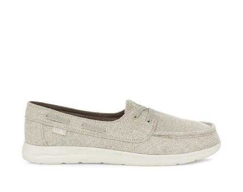 Sanuk Women's Pair O Sail Lite TX Shoes in Peyote, Size 11