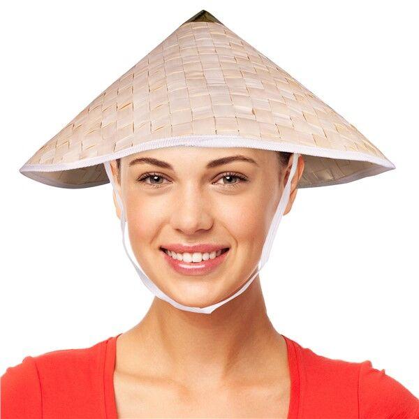 Windy City Novelties Straw Asian Hats by Windy City Novelties