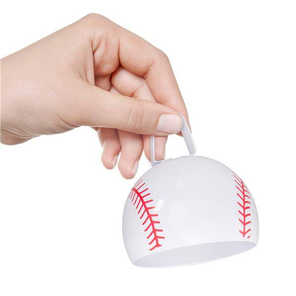 Windy City Novelties Baseball Metal Cowbells by Windy City Novelties