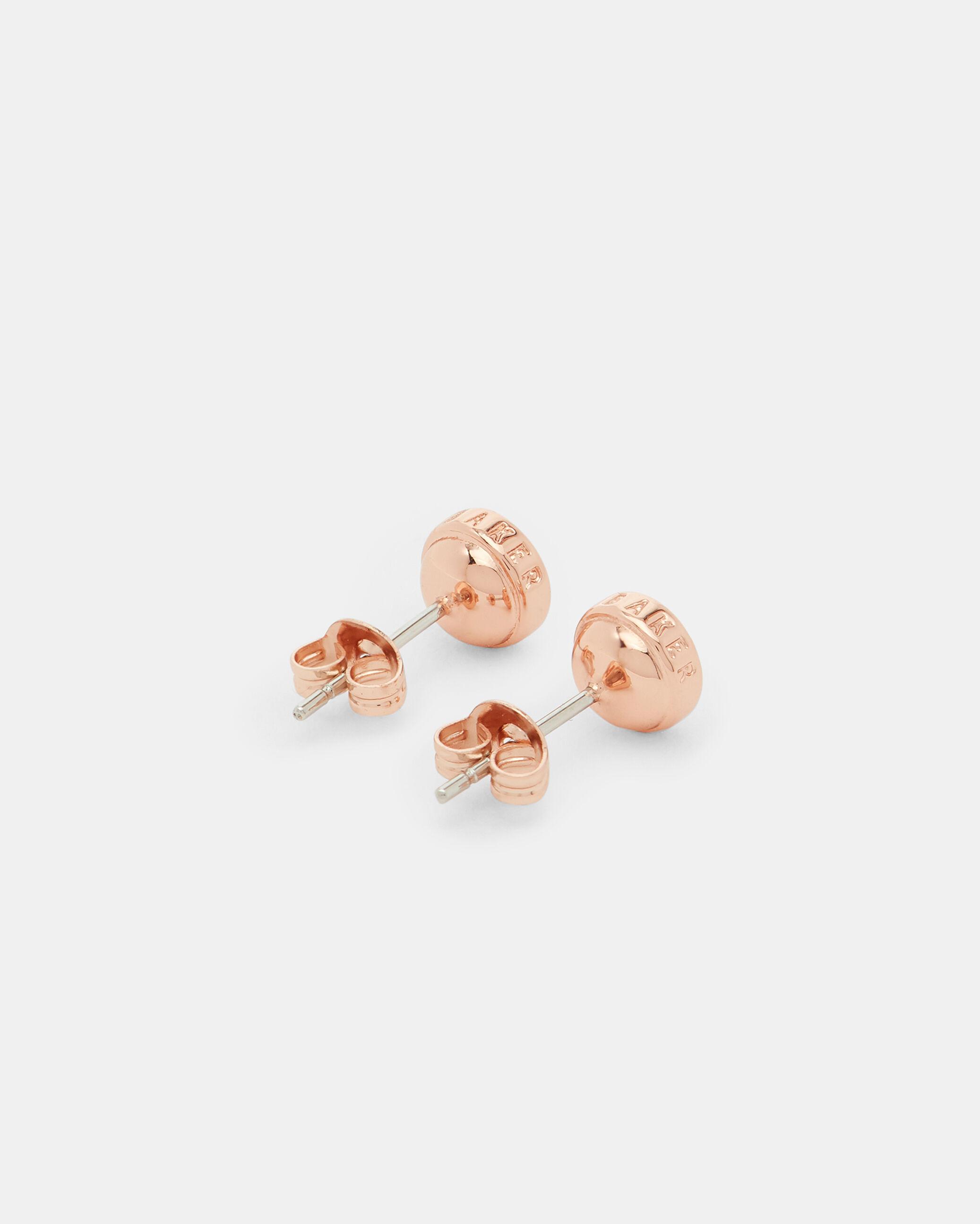 Ted Baker Round Stud Earrings