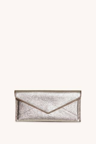 Rebecca Minkoff Leo East West Clutch  - Size: Female