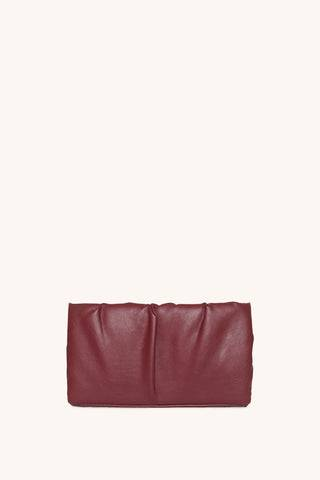 Rebecca Minkoff Ruched Frame Clutch  - Size: Female