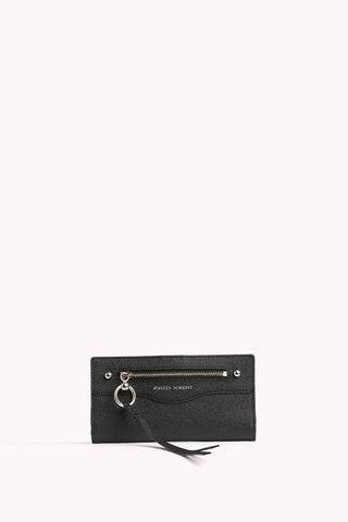 Rebecca Minkoff Gabby Snap Wallet  - Size: Female