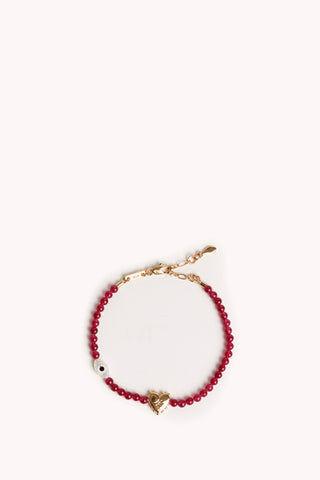 Rebecca Minkoff Icon Semi Precious Bracelet  - Size: Female