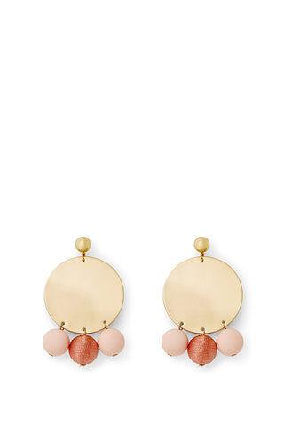 Rebecca Minkoff Disco Ball Statement Earring  - Size: Female