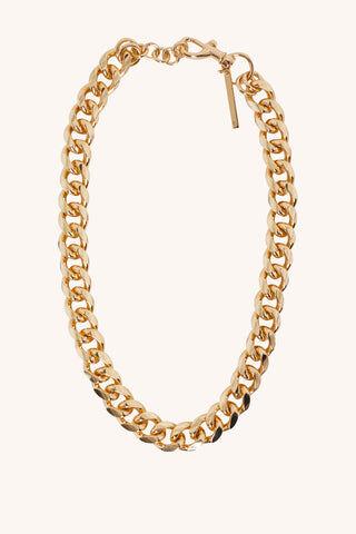 Rebecca Minkoff Curb Chain Collar Necklace  - Size: Female