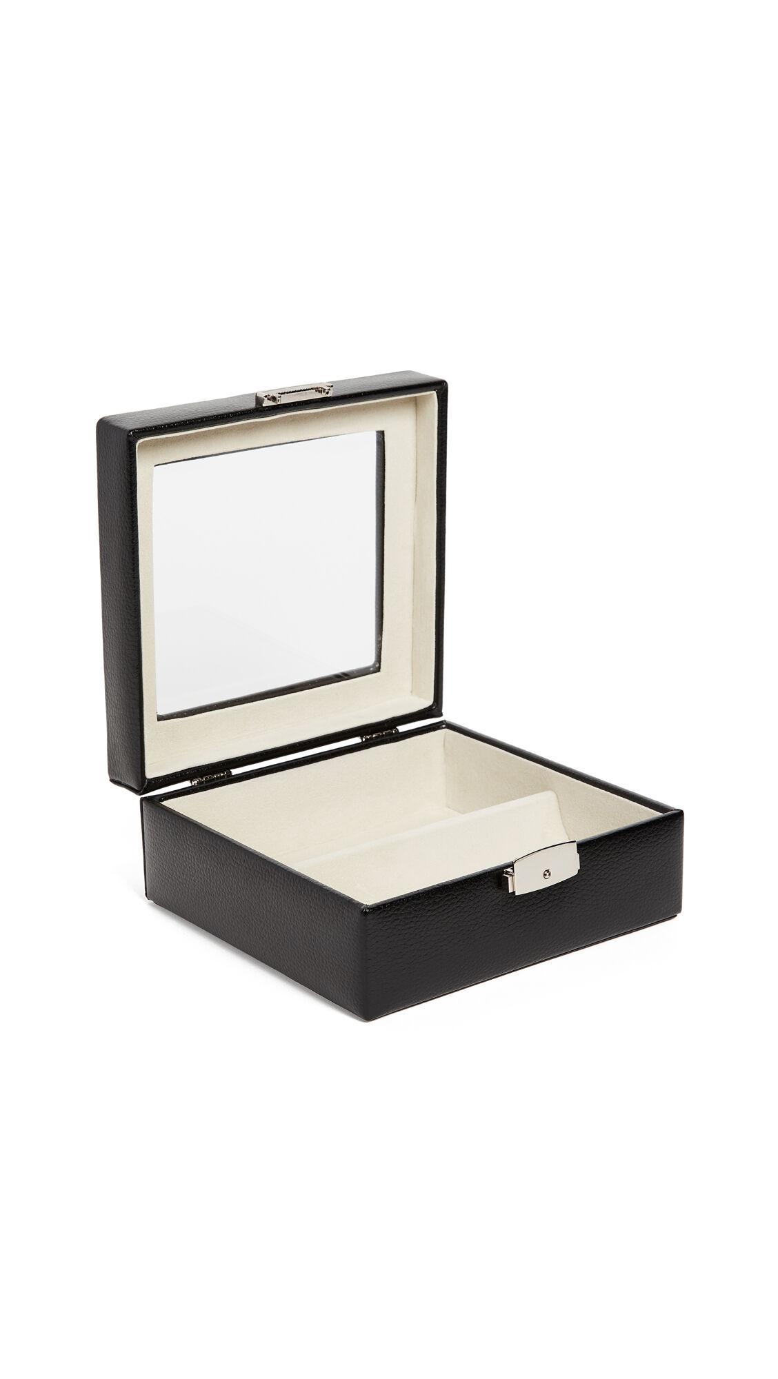 Shopbop Home Shopbop @Home Sunglasses Case  - Black - Size: One Size