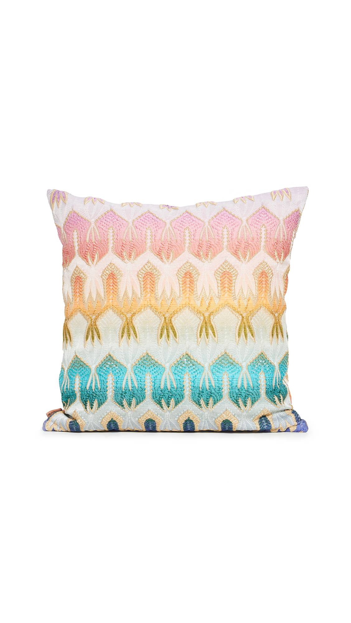 Missoni Home Pasadena Cushion  - Multicolor - Size: One Size