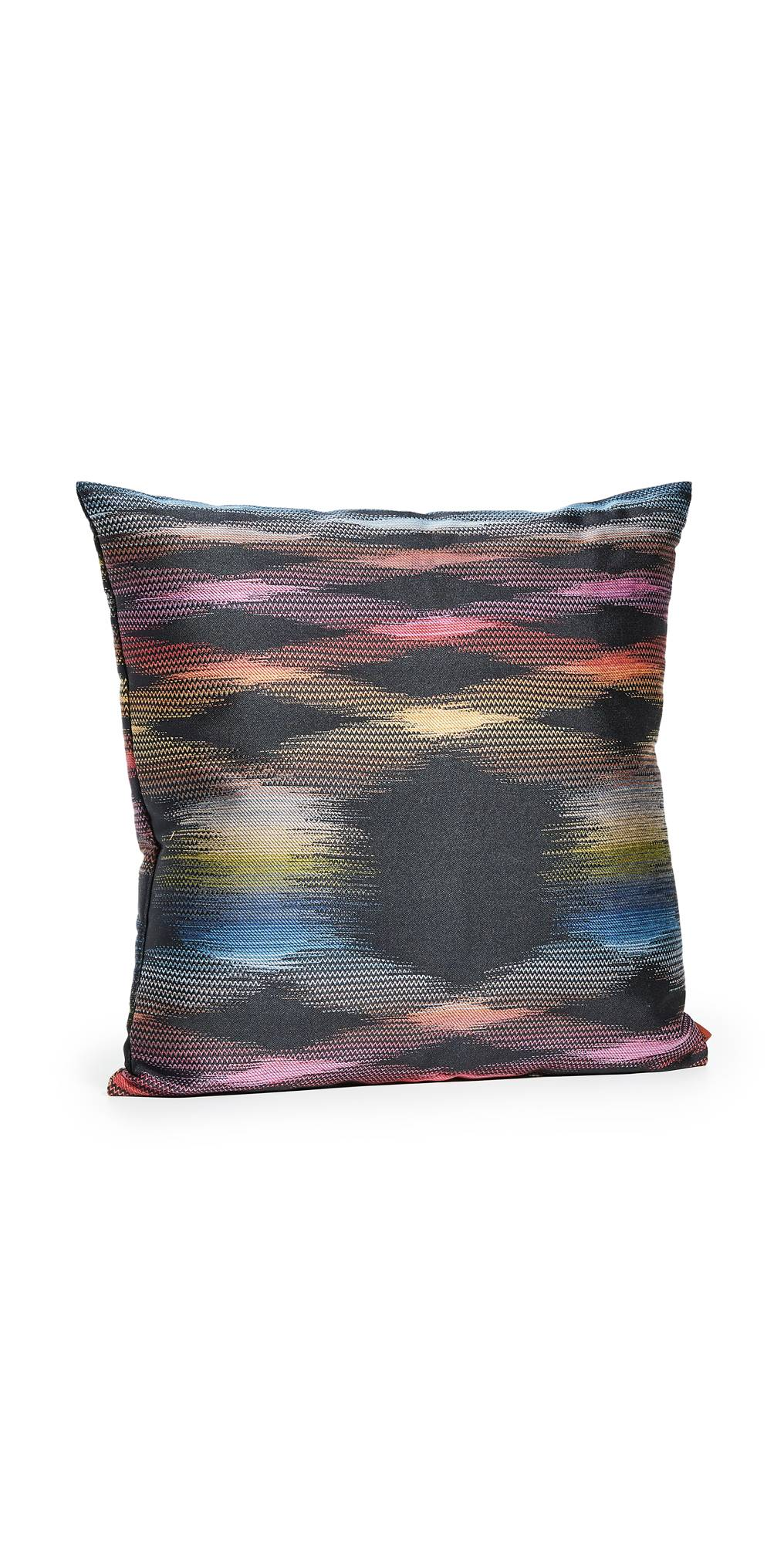Missoni Home Stoccarda Cushion  - Multicolor - Size: One Size