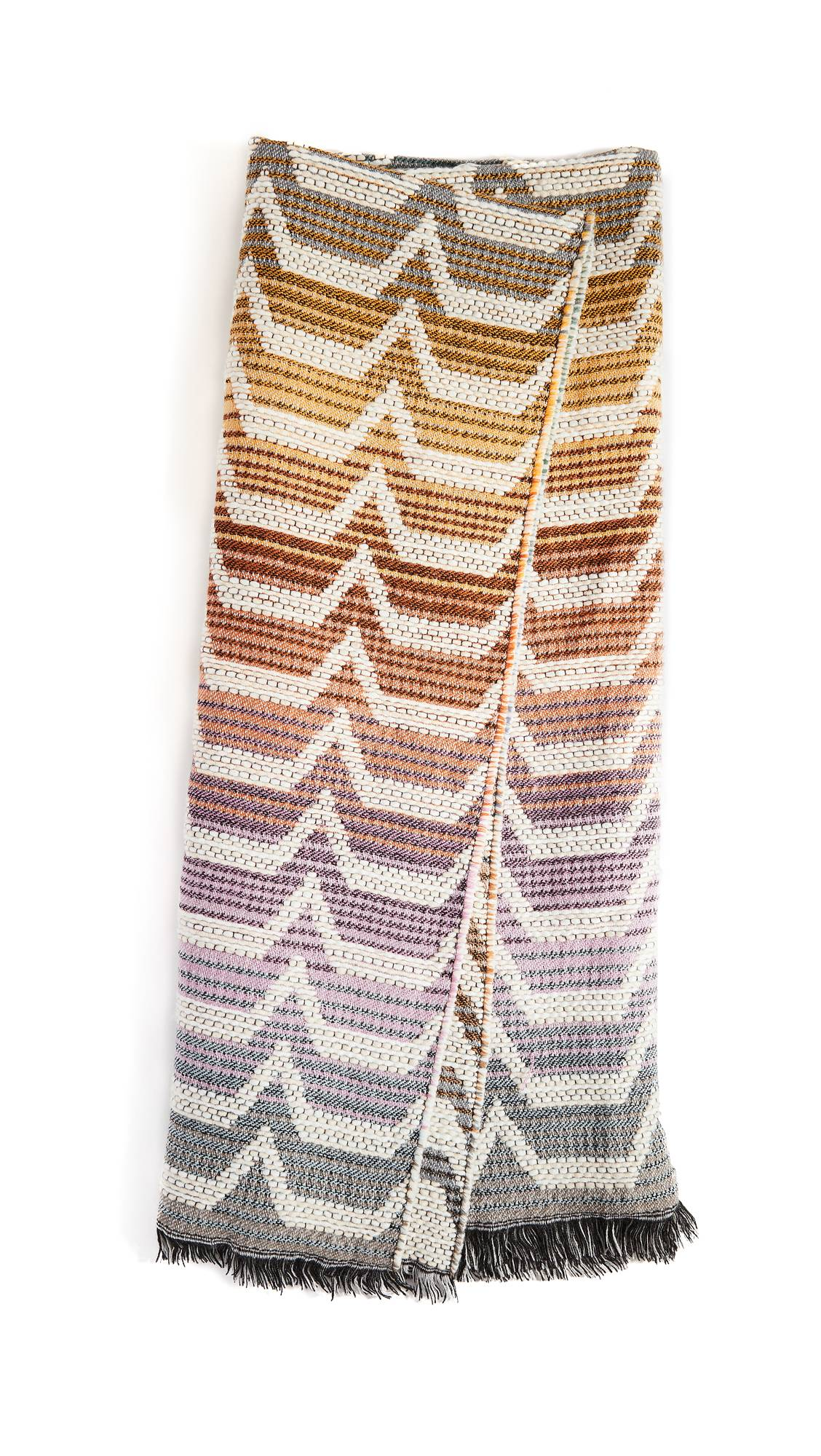 Missoni Home Socrate Throw  - Multi - Size: One Size