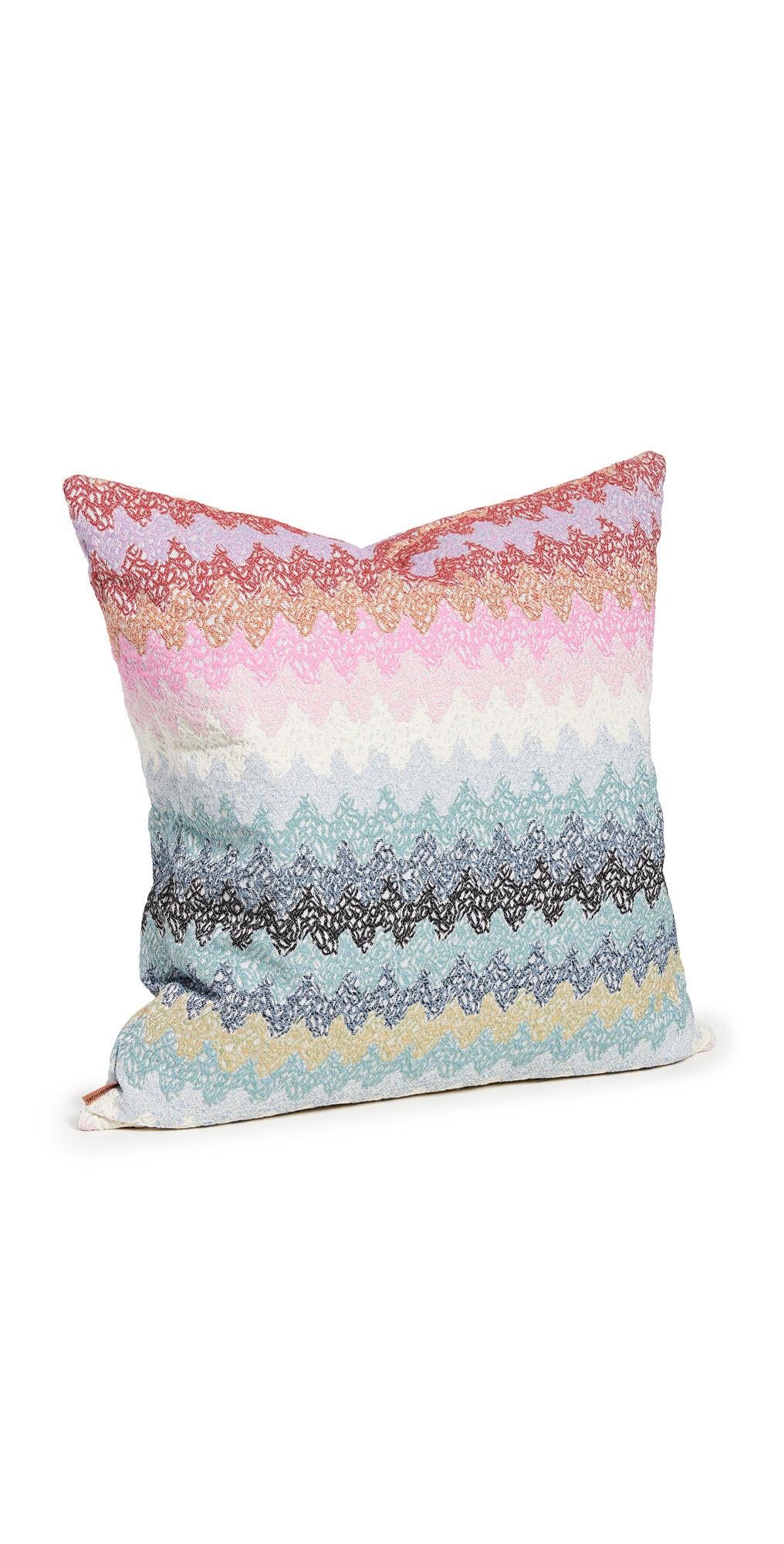 Missoni Home Ventimiglia Cushion  - Multi Color - Size: One Size