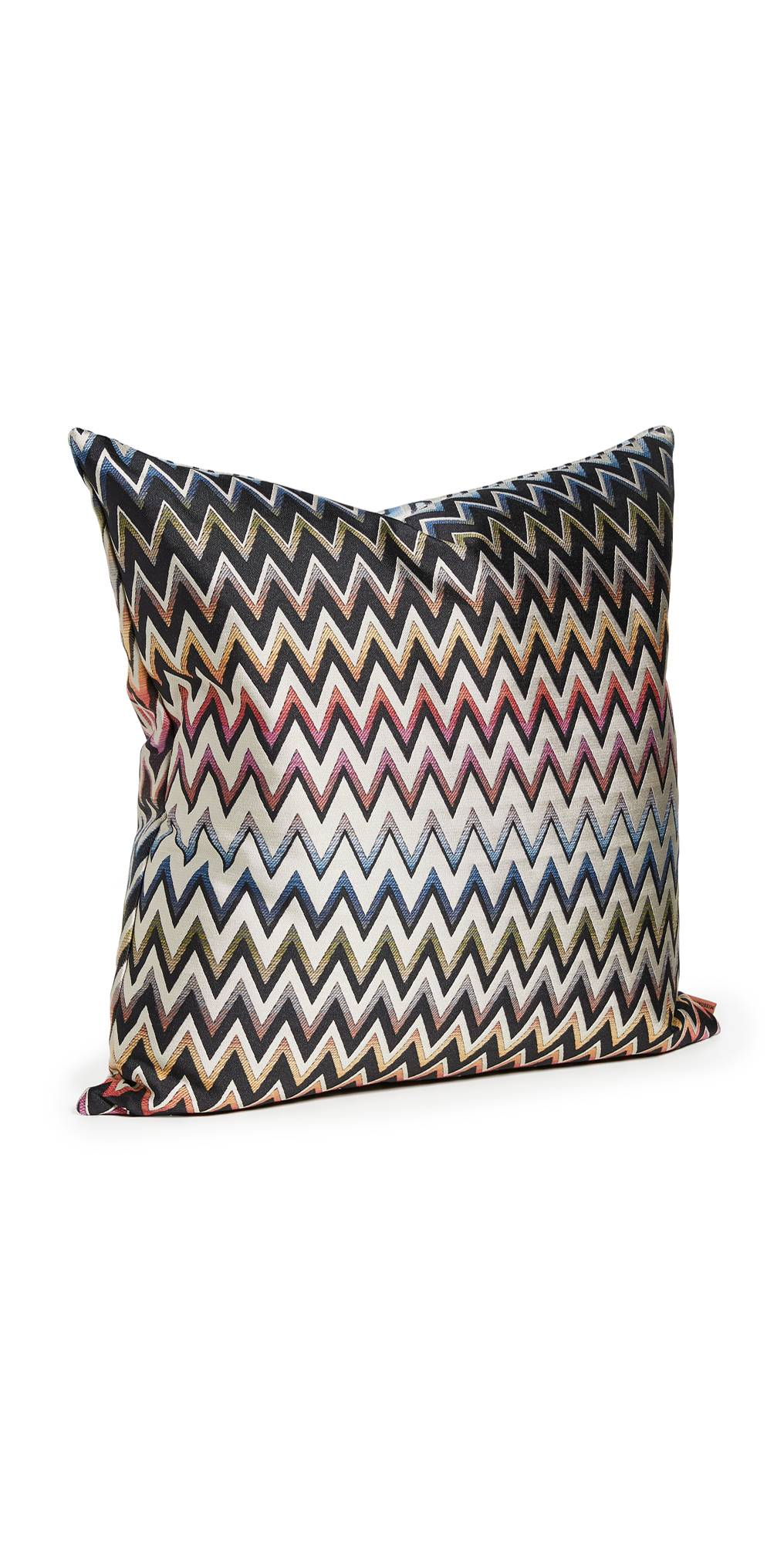 Missoni Home Vernal Cushion  - Black Multi - Size: One Size