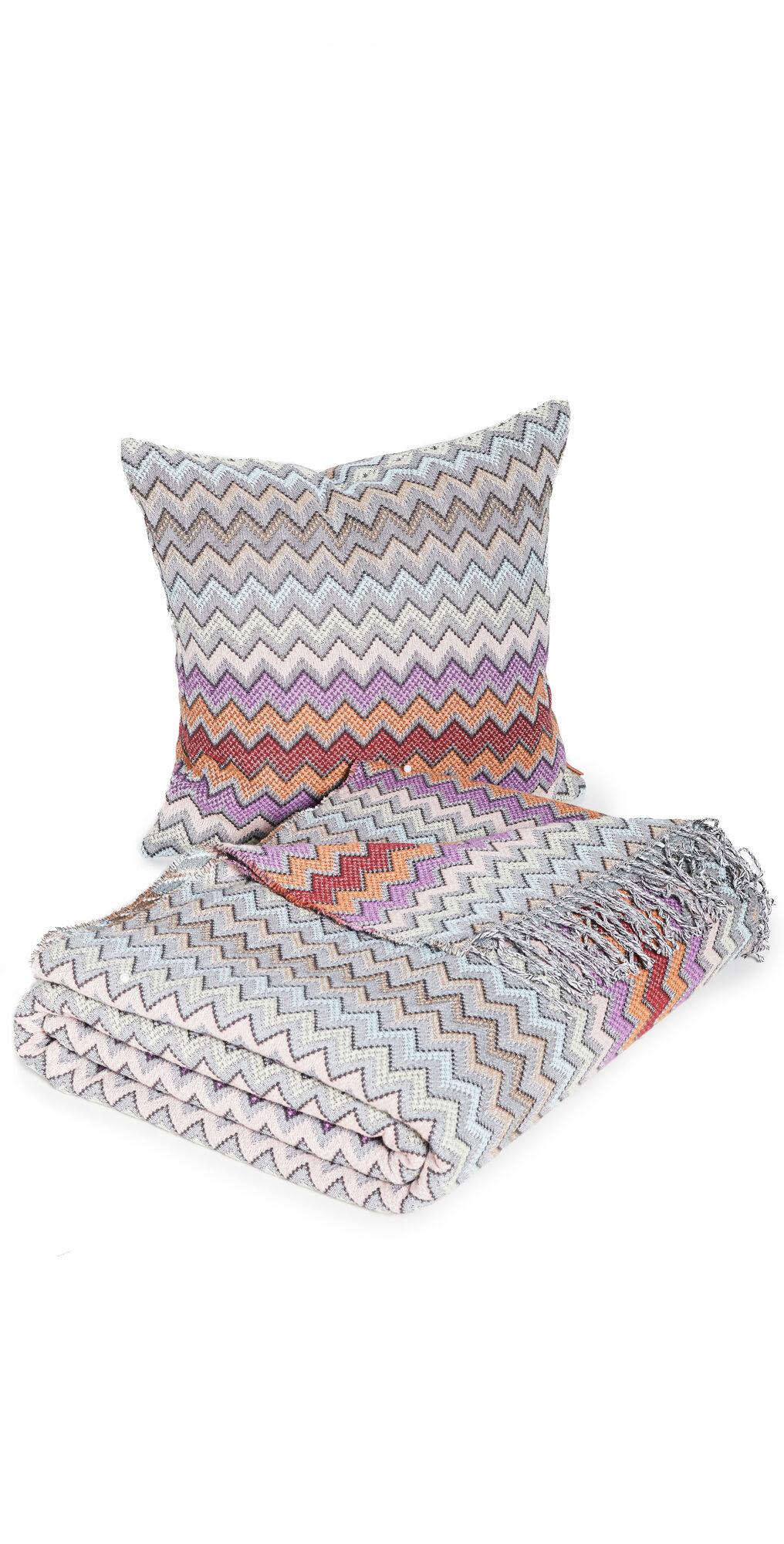 Missoni Home William Throw + Cushion Set  - 159 - Size: One Size