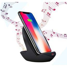 OCM Ivomax Wireless Charger Bluetooth Speaker  - unisex - Multicolor