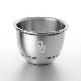 M.LaHart Oklahoma Pewter Jefferson Cup  - unisex - pewter