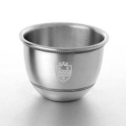 M.LaHart Pitt Pewter Jefferson Cup  - unisex - pewter