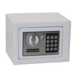 OCM Honeywell Small Steel Security Safe  - unisex - White