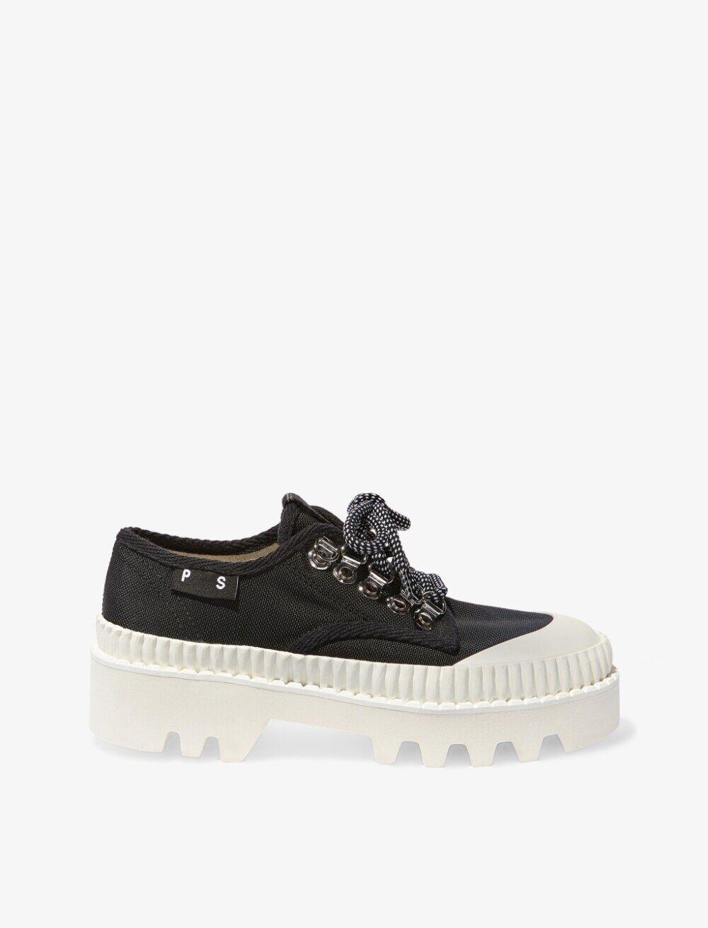 Proenza Schouler City Lug Sole Shoes black 40