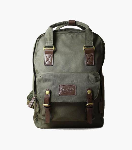 Florsheim Gian Gian Canvas Backpack Men's Bag Accessories  - Misc - Size: Medium