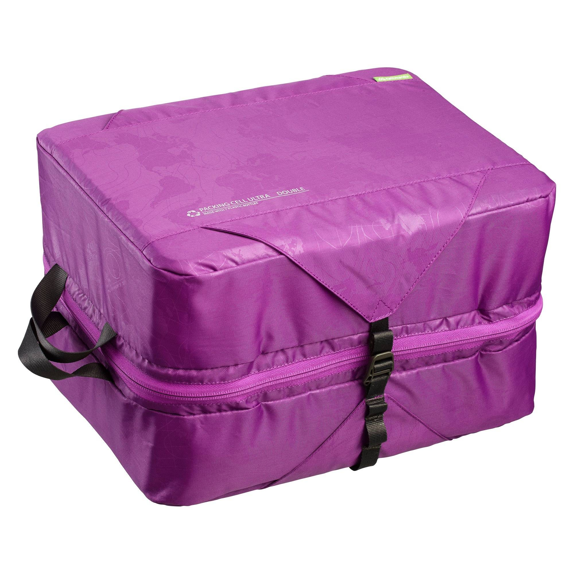Kathmandu Packing Cell Ultra  - Violet - Size: ONE