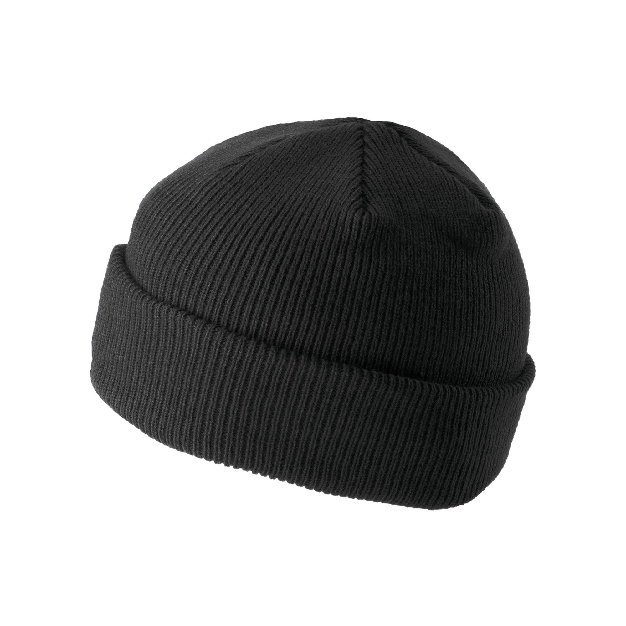 Kathmandu Fyfe Beanie  - Black - Size: ONE