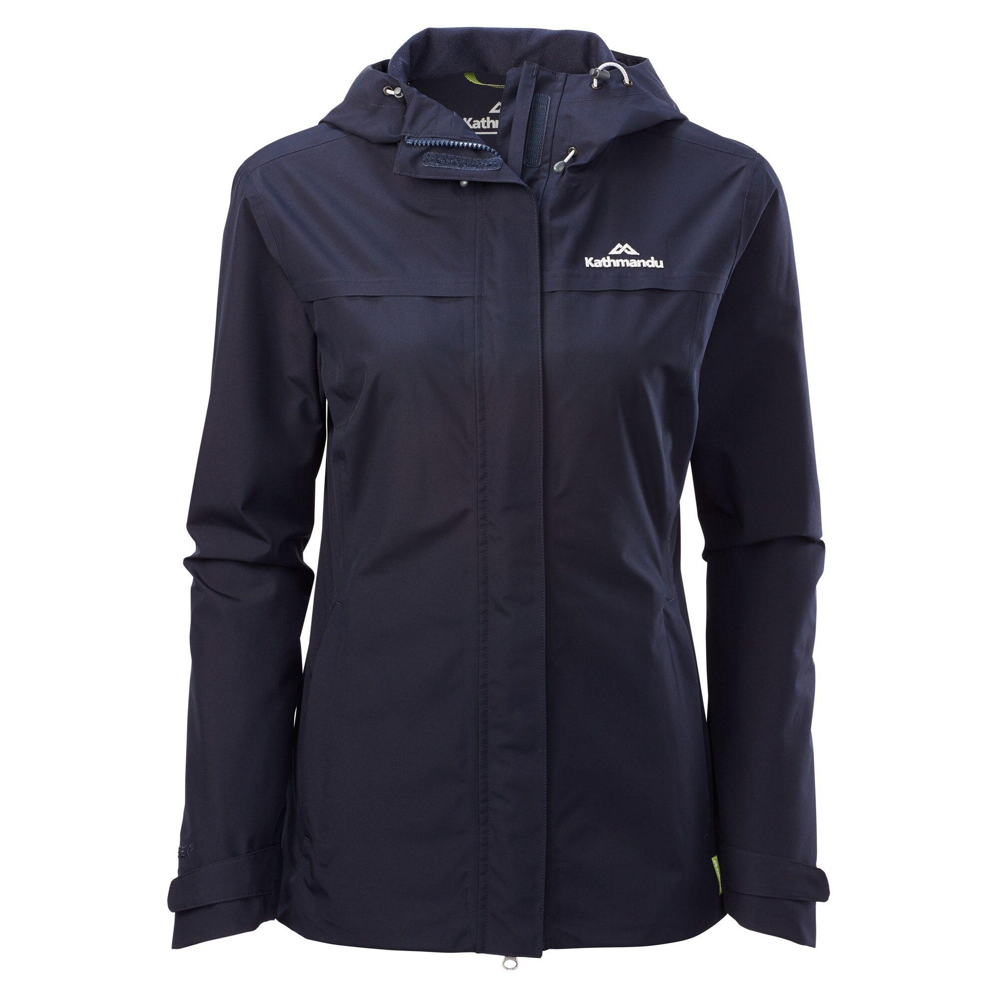 Kathmandu Bealey Women's GORE-TEX Jacket  - Midnight Navy - Size: US 12