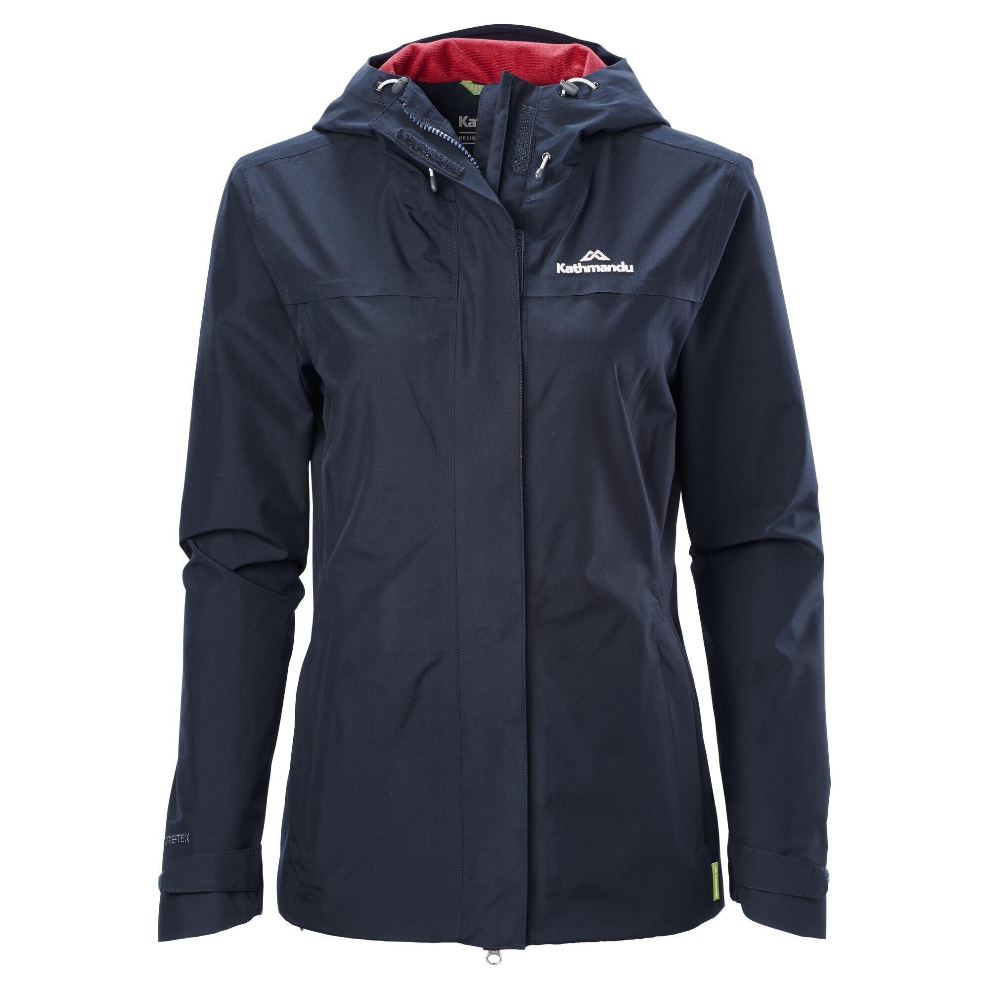 Kathmandu Bealey Women's GORE-TEX Jacket  - Midnight Navy - Size: US 8