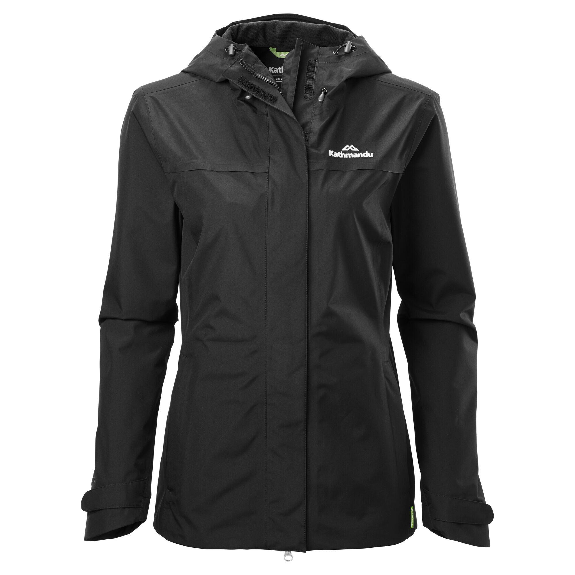Kathmandu Bealey Women's GORE-TEX Jacket  - Black - Size: US 14