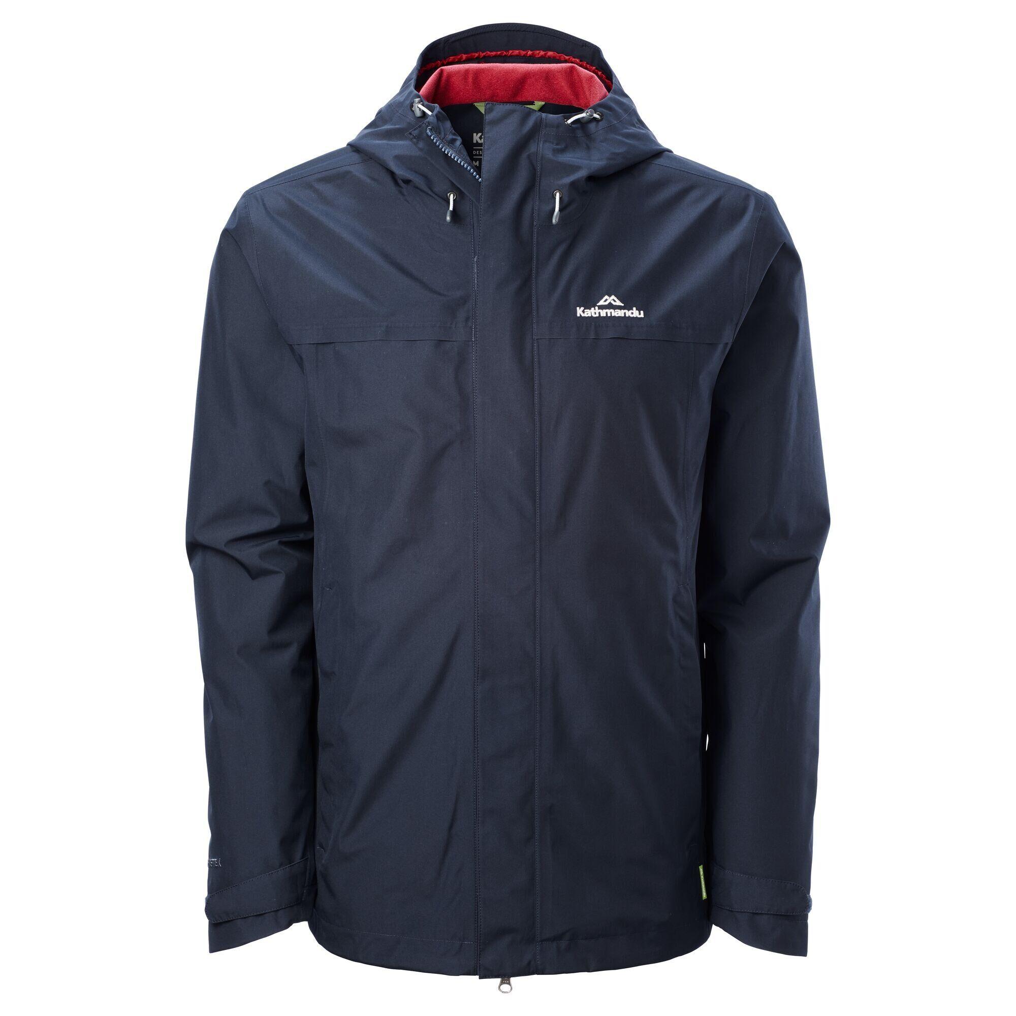 Kathmandu Bealey Men's GORE-TEX Jacket  - Midnight Navy - Size: Small