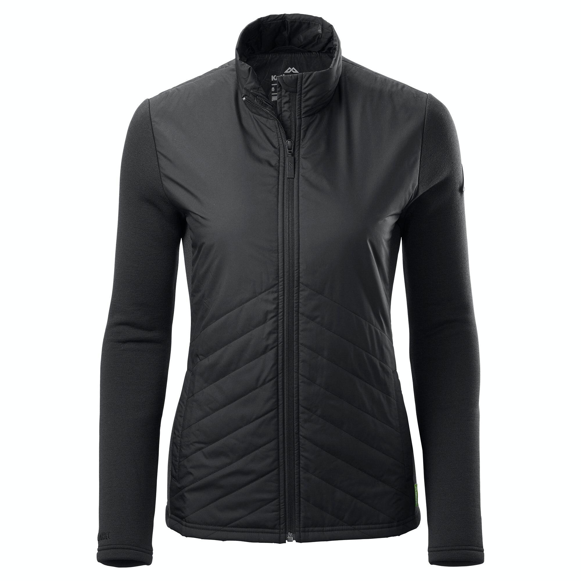 Kathmandu Hybrid Women's Jacket  - Black - Size: US 6