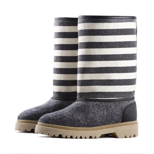Baabuk Boots - Marine Black
